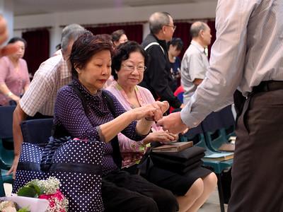 Baptism Service, 14 Dec 2014