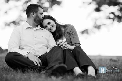 Christine + Jesse's Engagement :: Wickham Park :: Manchester, CT
