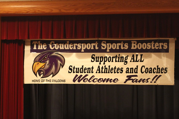 2017 COUDY SPORTS BANQUET