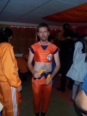 Orange Initiation 2003