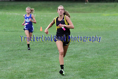2011 NHS Girls CC / Western Reserve & Wellington