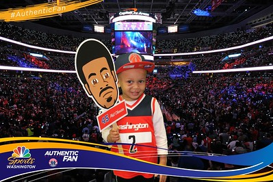 Washington Wizards #AuthenticFan Experience: 3/23/2018