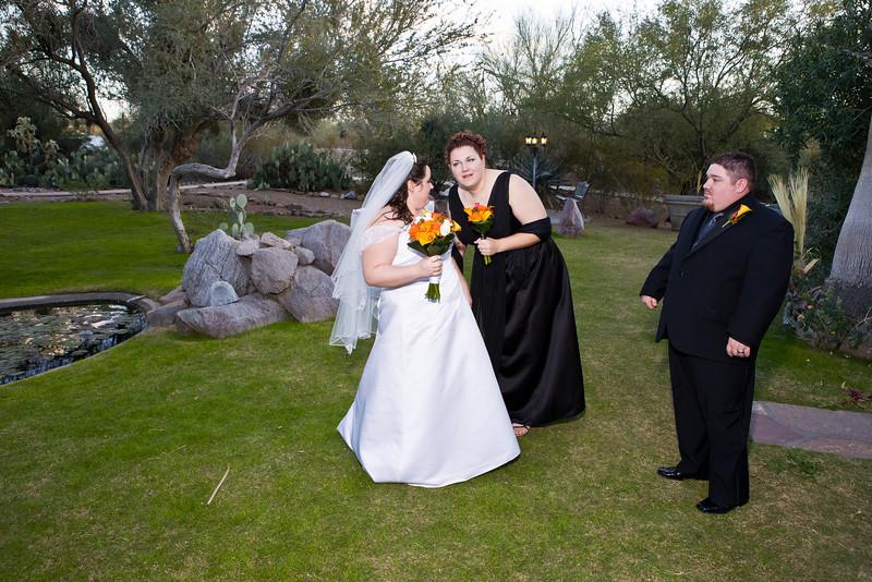 2009 Nov. 28th - Melissa Crohurst and Jeremy Parker