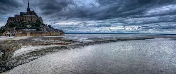 Mont St Michel 2017