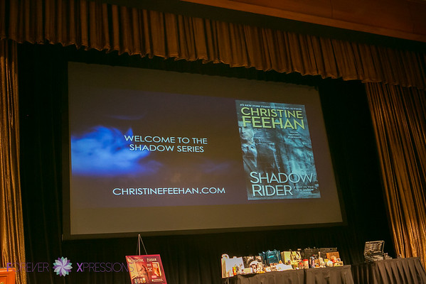 RT 2016: Race Through the Shadows with Christine Feehan