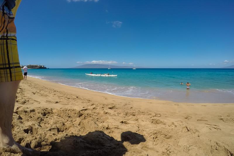 DCIM\100GOPRO\GOPR2511. Maui, Day 3: Beach day at Kahekili Beach Park!