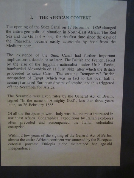 007_Ethiopia. The Scramble for Africa. 1882. Ethiopia alone maintained her age-old independence.JPG