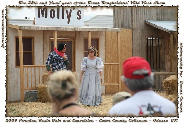 Odessa, TX Fair Events - jamescampos