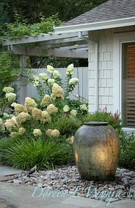 David West designer - Putnam garden