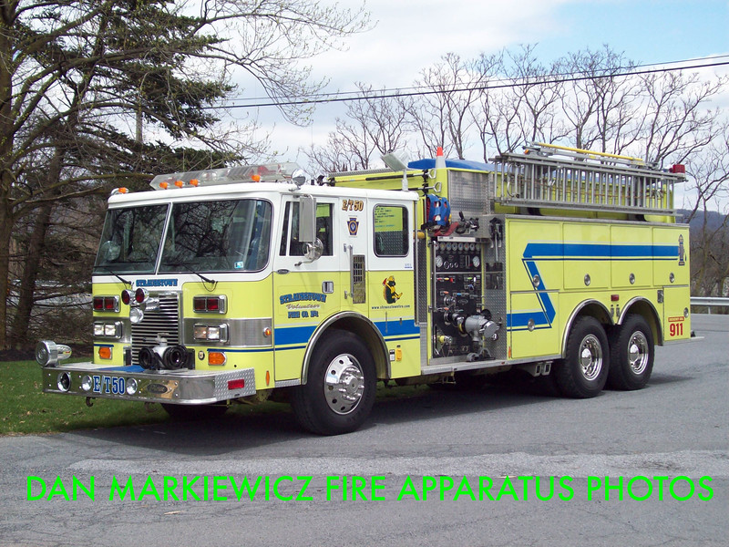 STRAUSSTOWN FIRE CO.