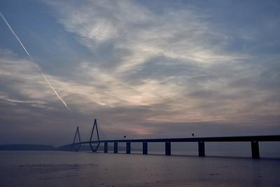 Faroe bridge