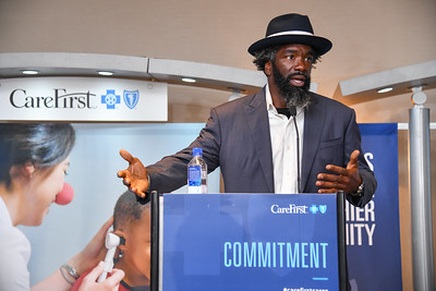 Carefirst Event with Ed Reed 1-22-19
