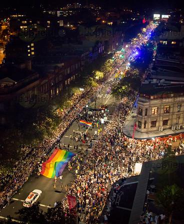 Sydney Mardi Gras Parade 05 03 2016