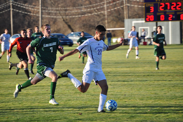NCAA Soccer Tournament - 111613