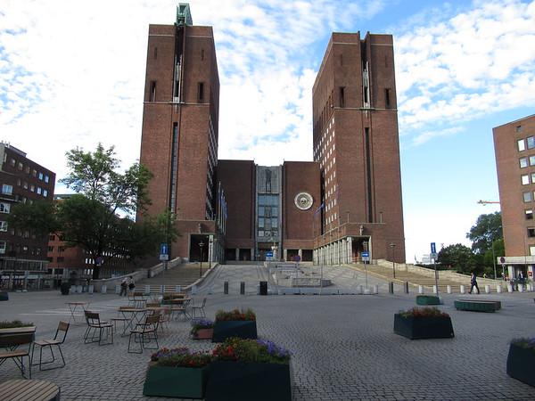 Oslo Norway City Hall 2018