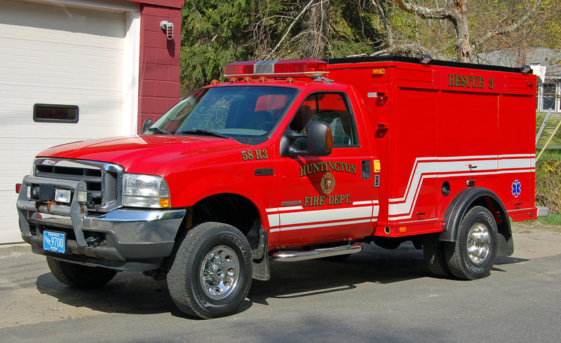Rescue 3  2004 Ford Utility