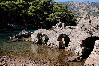 Manastir Bay and Cleopatra's Baths