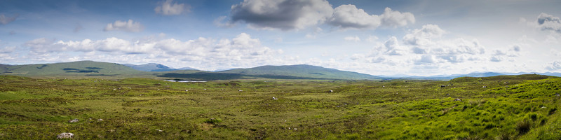 Robertson Clan called Rannoch Moor home, last wilderness in Europe