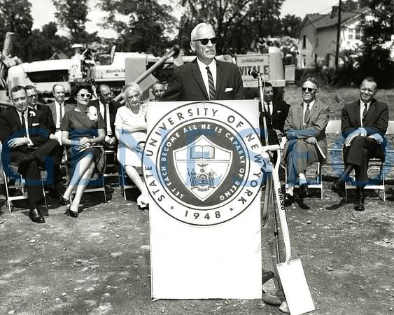 1963 Groundbreaking Ceremony