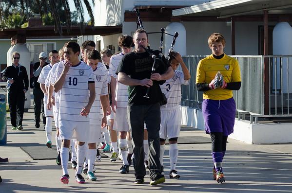 Saints Soccer 2012 - 2013
