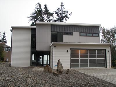Chuckanut Drive Custom Home