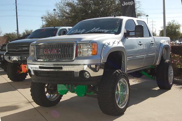 Houston Autoshow 2015