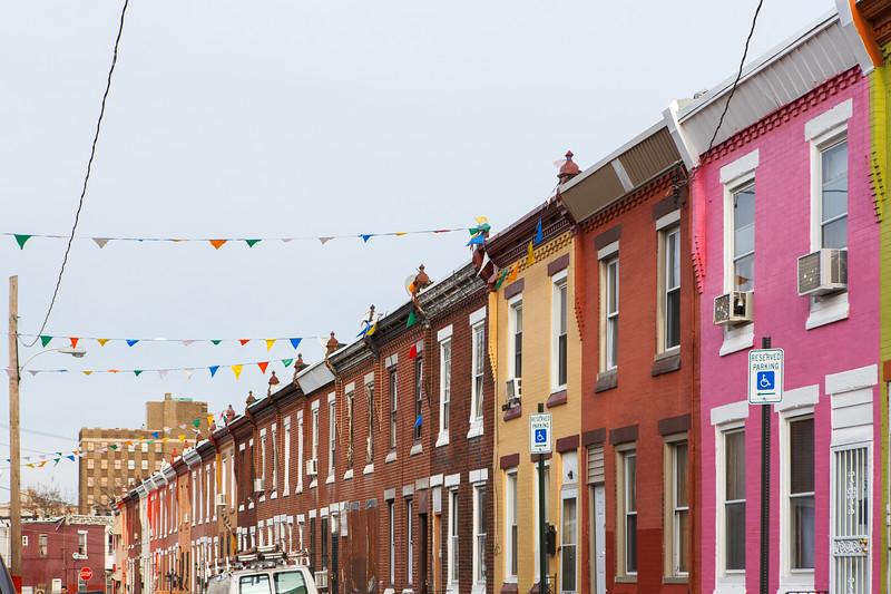 Potter Street, Kensington