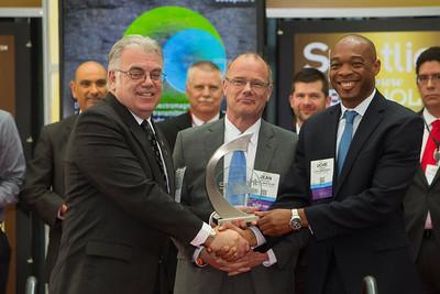 2015 OTC Spotlight on Technology Awards - Schulmberger