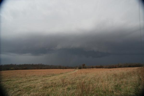 November 24 NE Oklahoma