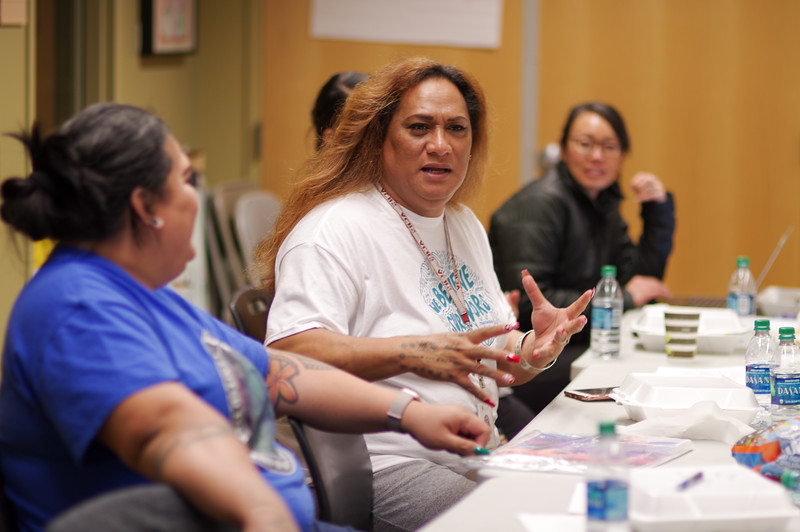 Pacific Islander Community Association Retreat