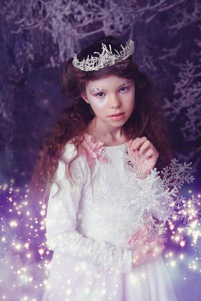 Snow Fairy: Anna Louise