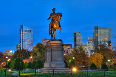Boston Common  and the Public Garden