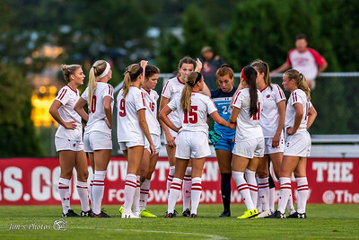 UW Sports - Women's Soccer [d] August 23, 2018