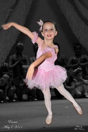 Urnis Emma's Ballet Recital 5/2011