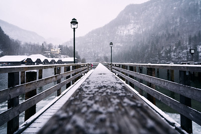Snowy Koenigssee