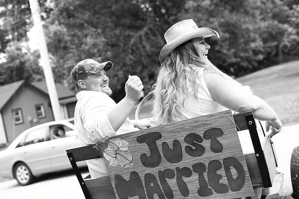Wedding 6-20-09