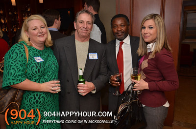 Interchanges Happy Hour @ The River Club - 1.22.14