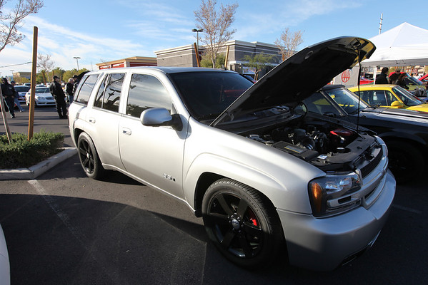 COFFEE AND CARS CAR SHOW DEC. 22,2012 LAS VEGAS