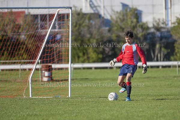 20150509 Football - U15A HIBS v Tawa College _MG_0597 WM