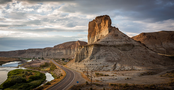 Flaming Gorge and Green River