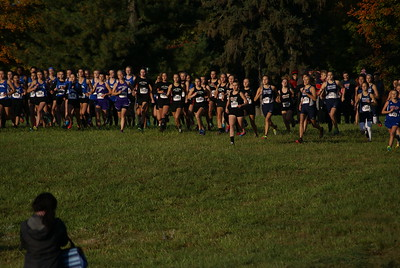 Cross Country @ PAC Championships