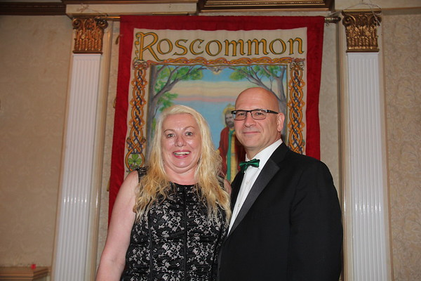 County Roscommon Society of New York 88th Anniversary St. Patrick's Day Dinner Dance