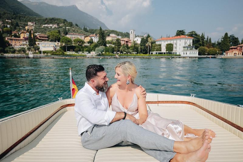Stefanie & Antonio, Gardone, Italy