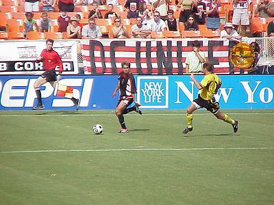 DC United vs. Columbus Crew