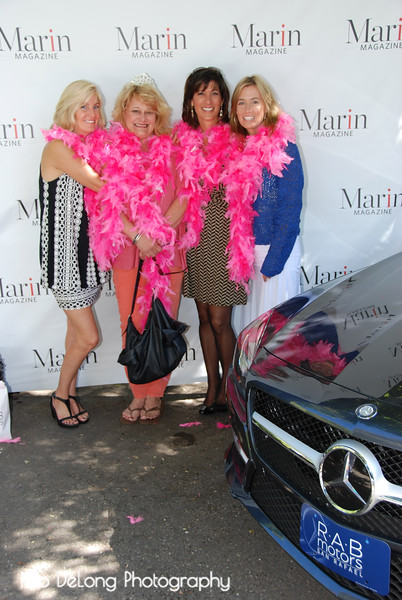 Meg Keller, Maureen Kelley, Joann Powers and Karen Kiltan
