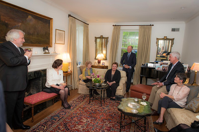 Private Reception with Washington National Opera Director Philippe Auguin