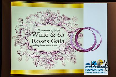2016 Wine & 65 Roses