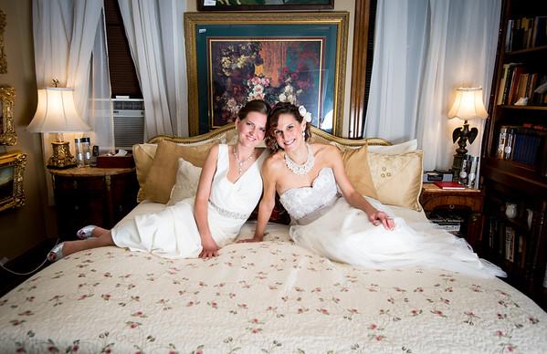 Sara and Kate Portraits