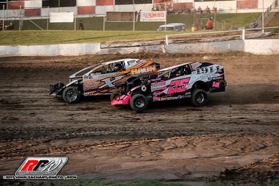 Fulton Speedway - 7/1/17 - John Zachary