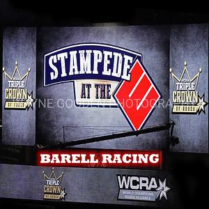 WCRA Barrel Racing Long Round